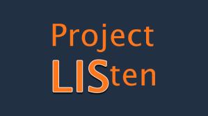 Project Listen Logo 2